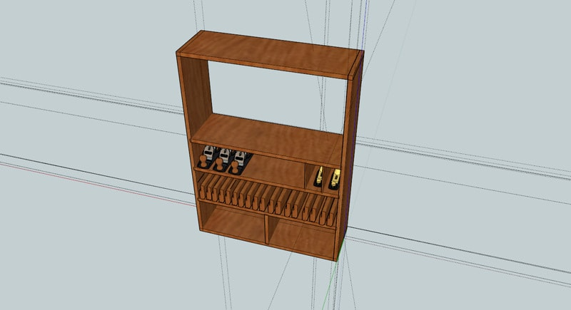 sketchup for woodwork