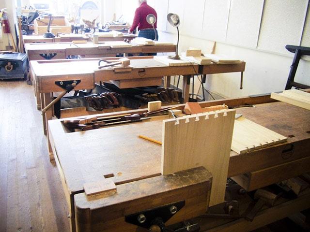 Woodwright'S School Hofmann &Amp; Hammer Premium German Workbenches