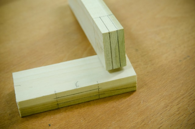 Mortise And Tenon Joint Layout Lines