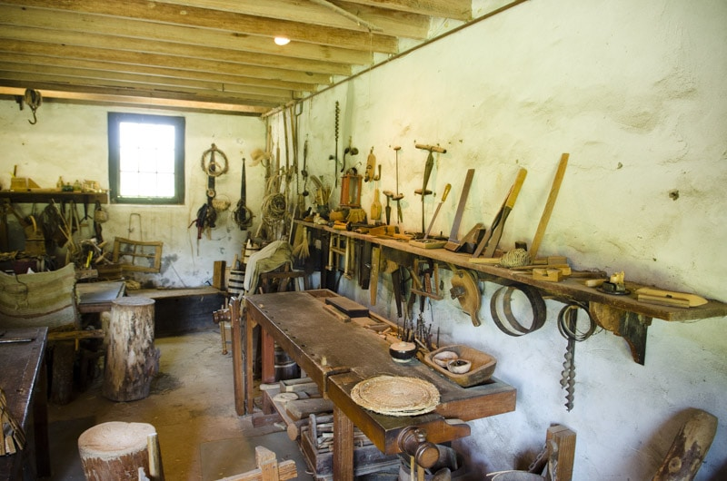 Middleton Plantation Workshop