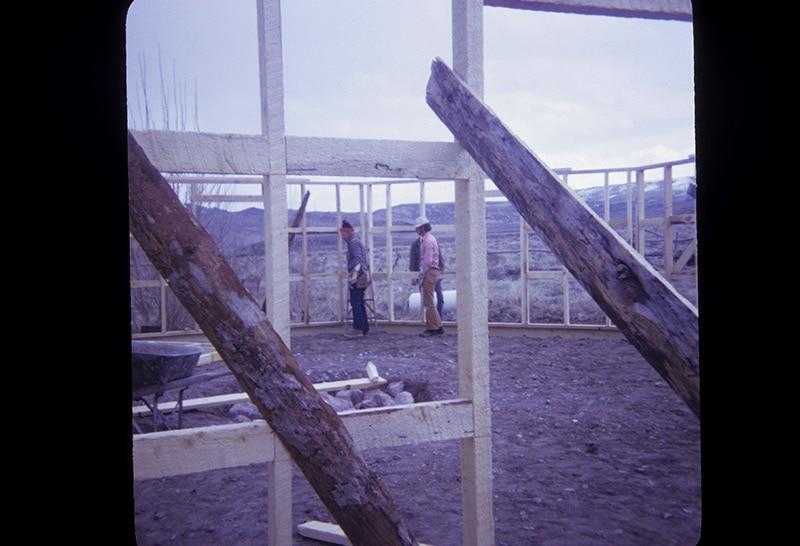 Anabella-home-Building-the-Hogan-1974