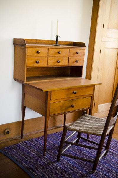 Antique Shaker Desk