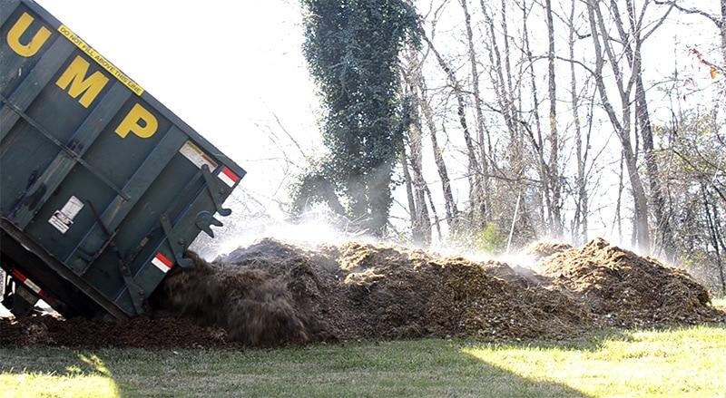 horse-manure-dump-truck