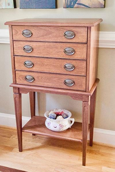 Furniture Built By James Huggett