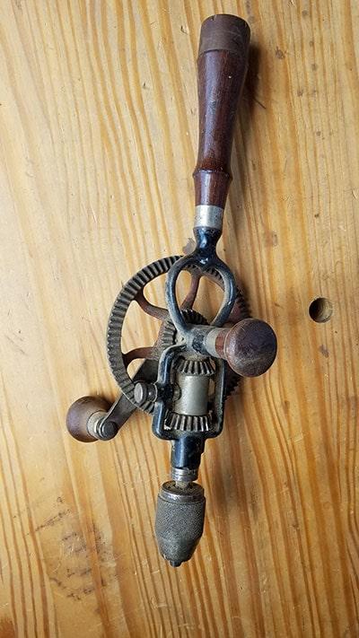 goodell pratt No. 5 1/2 hand drill
