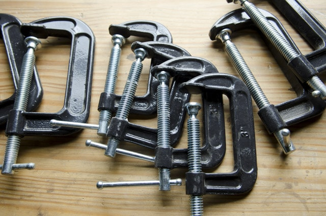 Woodworking Clamps Gluing Fastener Buyer S Guide Wood And Shop