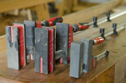 Parallell Bar Woodworking Clamps Are Some Of The Best Clamps For Woodworking