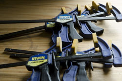 Ratcheting Clamps Are Some Of The Best Clamps For Woodworking