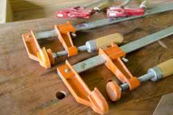 F-Style Wood Clamps Are Some Of The Best Clamps For Woodworking