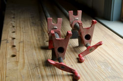 Pipe Clamps Are Some Of The Best Clamps For Woodworking