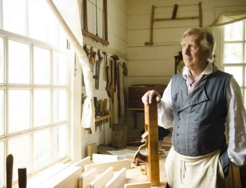 10 Jaw-Dropping Woodworking Shop Tours