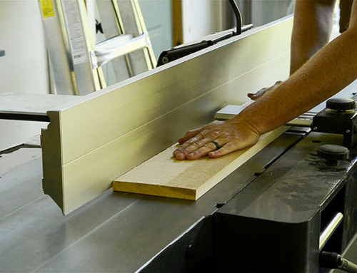How to Square Boards for Woodworking with Power Tools