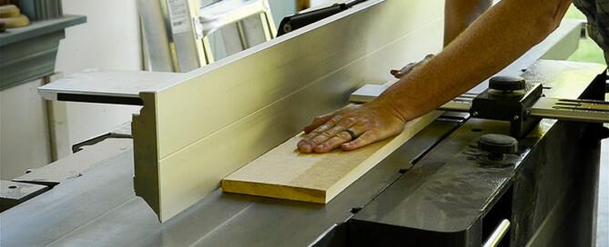 How To Square Boards For Woodworking With A Jointer
