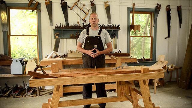 Joshua Farnsworth Wood And Shop Workshop
