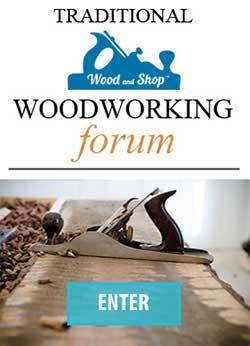 woodandshop forum