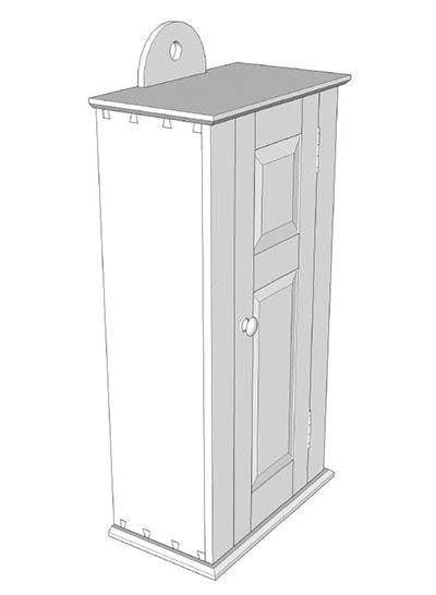 Design Furniture Cherry Shaker Cupboard Plans