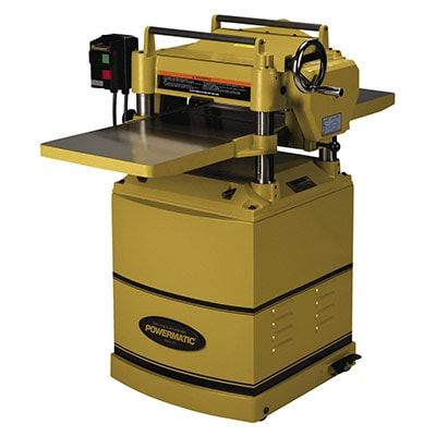 Powermatic 15Hh 15-Inch Planer With Helical Cutterhead
