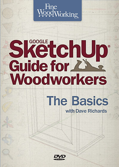 Design Furniture With 3D Design Woodworking Software Sketchup Guide For Woodworkers