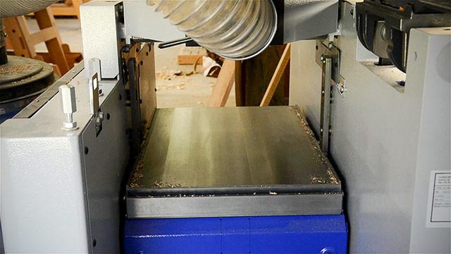 Felder Ad-941 Thickness Planer Jointer Bed
