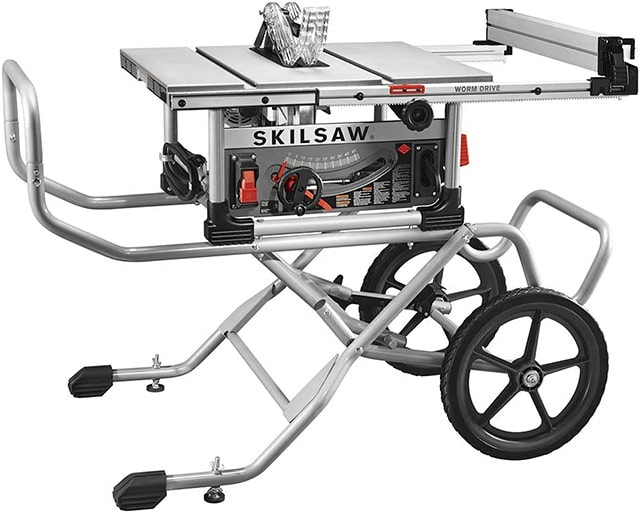 Skilsaw Spt99-11 10-Inch JobsitePortable Table Saw
