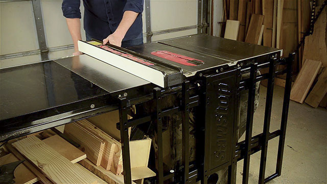 Saw Stop Table Saw Best Cabinet Saw