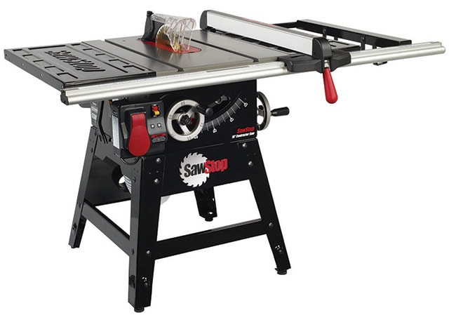 Sawstop Contactor Table Saw