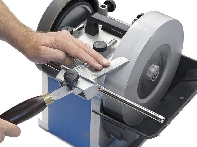 Tormek Chisel Sharpening Whetstone Sharpening