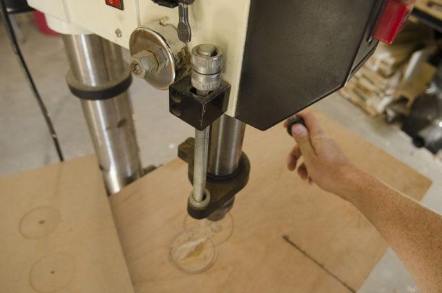 Jet Drill Press Depth Stop Best Drill Press Review