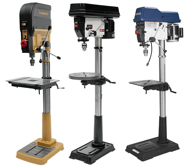 The Best Drill Press For Woodworking Review