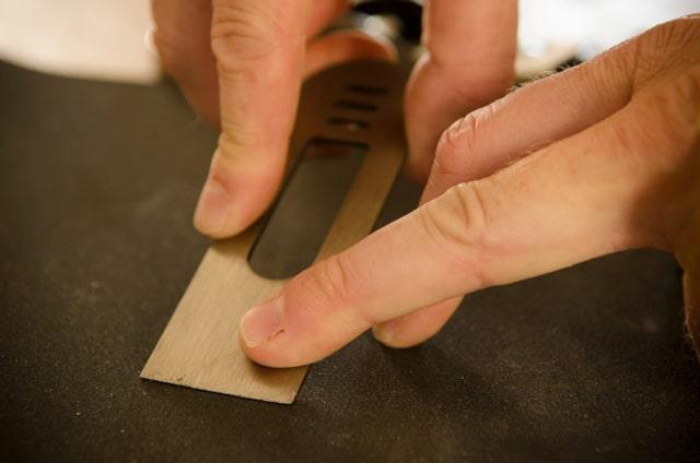 Scary Sharp Sandpaper Sharpening Hand Plane Block Plane Blade